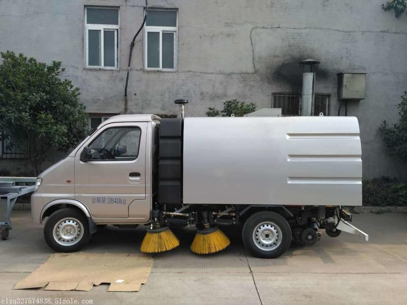 长安2.1方扫路车