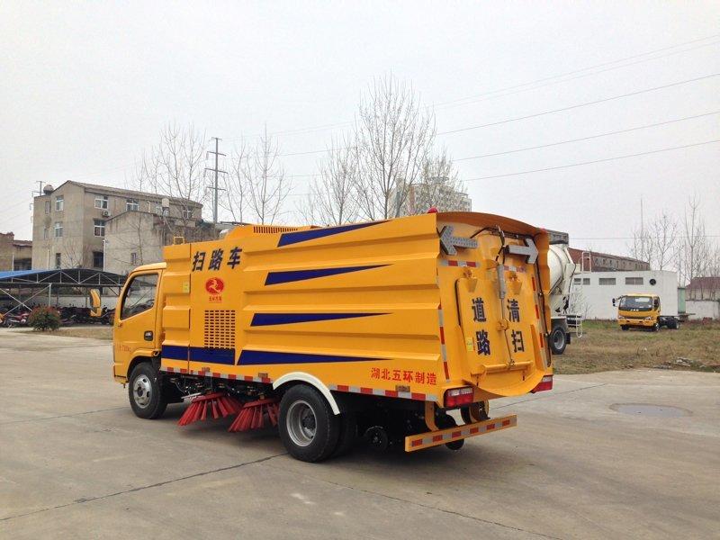 東風小多利卡5.5方掃路車