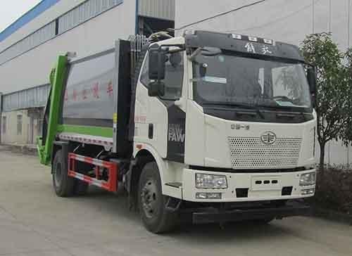 北京壓縮垃圾車