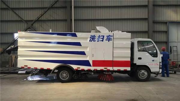 北京洗掃車廠家直銷