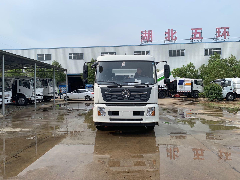 國六東風天錦洗掃車