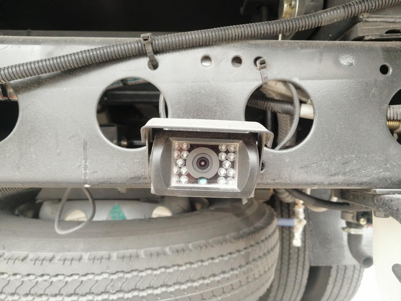 吸塵車倒車影像