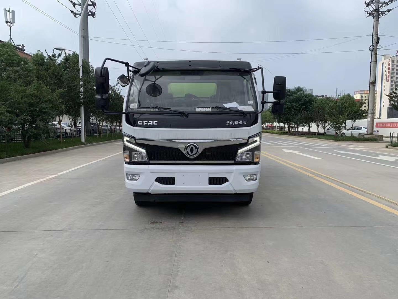 國六東風大多利卡7方掃路車