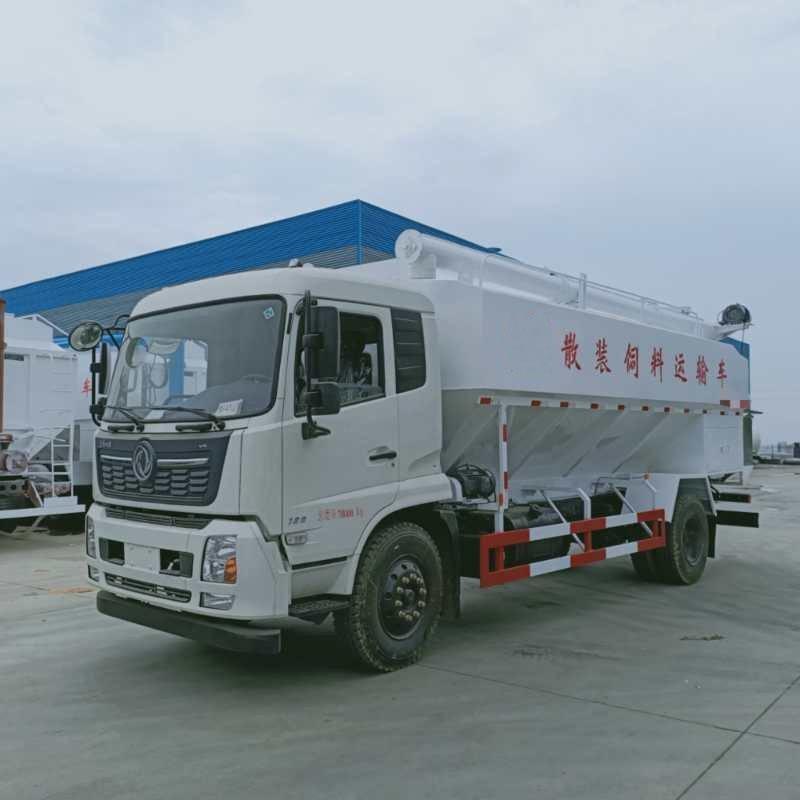 東風天錦20噸飼料車