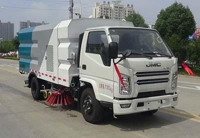 华通牌HCQ5071TXSJX6型洗扫车
