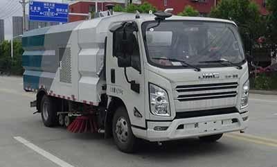 华通牌HCQ5083TXSJX6型洗扫车