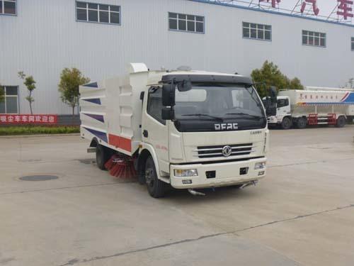 华通牌HCQ5082TXSDFA型洗扫车