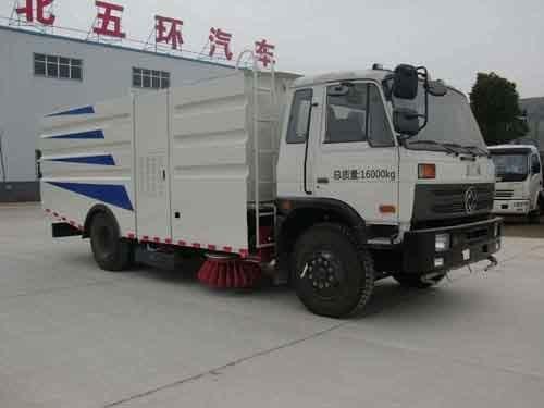 华通牌HCQ5162TXSGJ型洗扫车