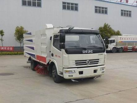 华通牌HCQ5110TXSE5型洗扫车