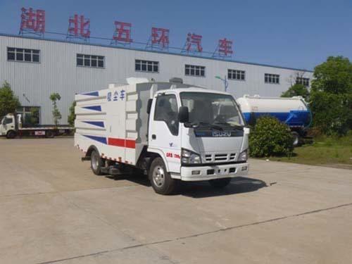 华通牌HCQ5070TXCQL5型吸尘车