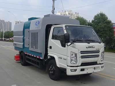 华通牌HCQ5071TXCJX6型吸尘车