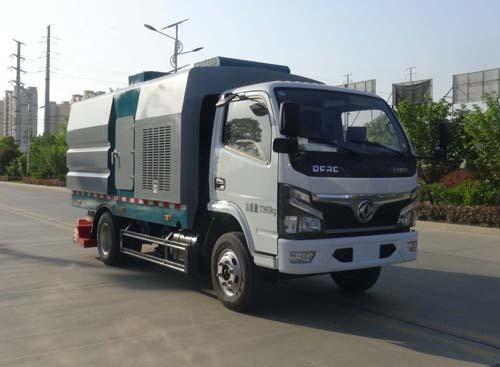 华通牌HCQ5075TXCEQ6型吸尘车