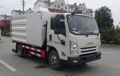 华通牌HCQ5083TXCJX6型吸尘车
