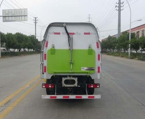 华通牌HCQ5030TSLSC6型扫路车