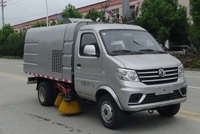 华通牌HCQ5031TSLDXK6型扫路车