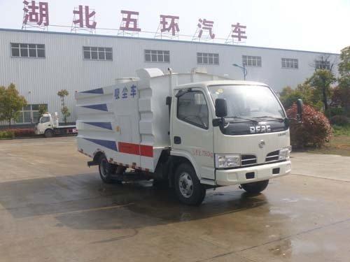华通牌HCQ5071TXCE5型吸尘车