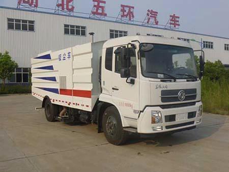 华通牌HCQ5160TXCDL5型吸尘车