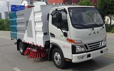 华通牌HCQ5071TSLHFC6型扫路车