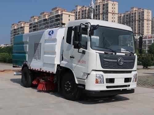 华通牌HCQ5160TSLDF6型扫路车
