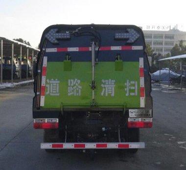 华通牌HCQ5033TSLQC5型扫路车