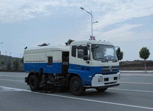 久龙牌ALA5160TXSDFL4型洗扫车