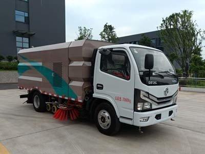 程力牌CL5070TXS6GX型洗扫车