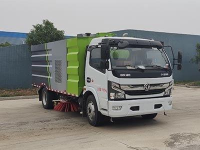 程力牌CL5120TXS6GH型洗扫车
