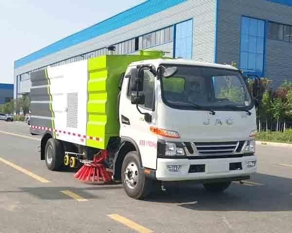 程力牌CL5121TXS6GH型洗扫车