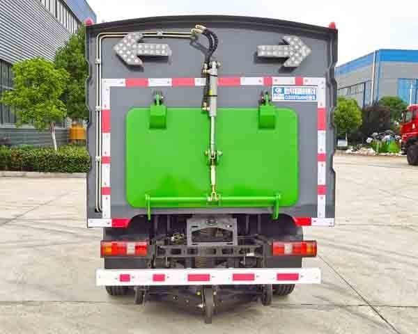 程力牌CL5032TSL6GH型扫路车