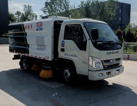 程力牌CL5040TSL6QZ型扫路车
