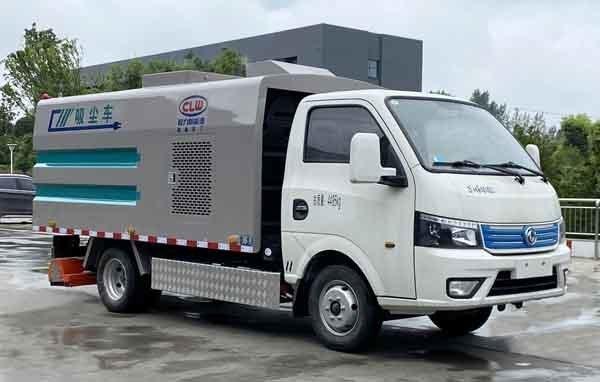 程力牌CL5040TXCBEV型纯电动吸尘车