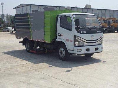 程力牌CL5070TXCE6型吸尘车