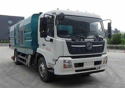 程力牌CL5180TXC6GX型吸尘车