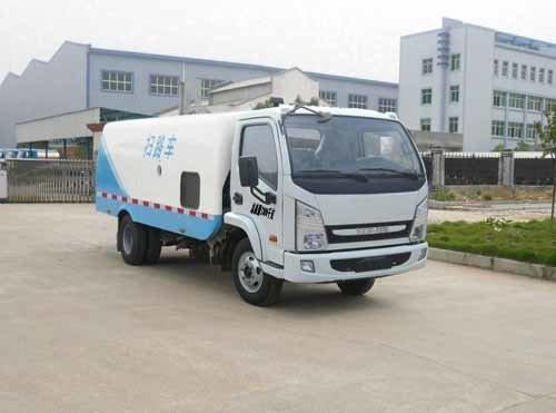 楚飞牌CLQ5070TSL4NJ型扫路车