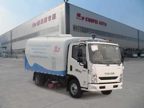 楚飞牌CLQ5071TSL4NJ型扫路车