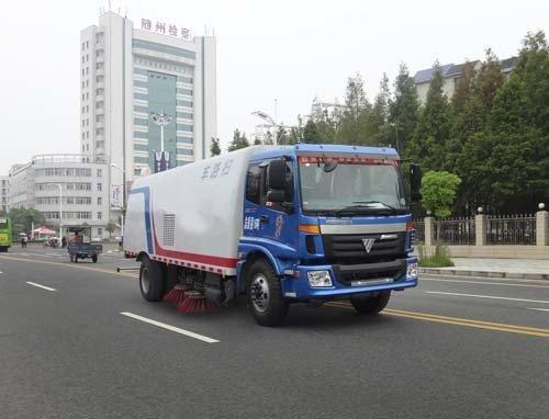 楚飞牌CLQ5160TSL4BJ型扫路车