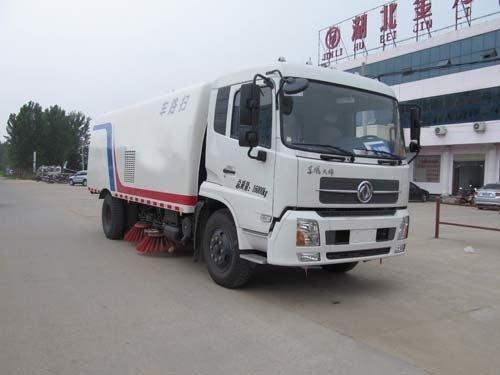 楚飞牌CLQ5160TSL4D型扫路车