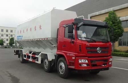 楚飞牌CLQ5250ZSL5SX型散装饲料运输车