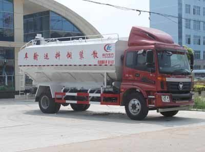 程力威牌CLW5160ZSLB5型散装饲料运输车