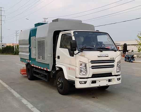 楚胜牌CSC5071TXCJ6型吸尘车