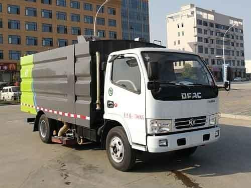 楚胜牌CSC5075TXC6型吸尘车