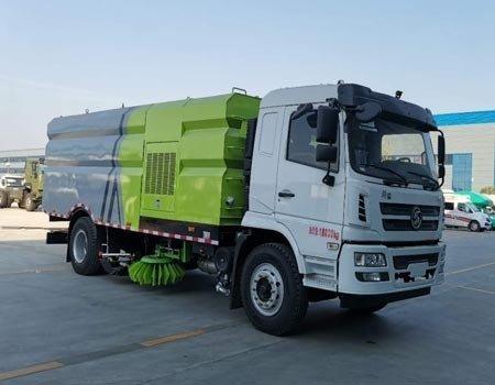 程力牌CL5181TXS6QZ型洗扫车