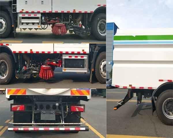 程力牌CL5181TXSBEV型纯电动洗扫车