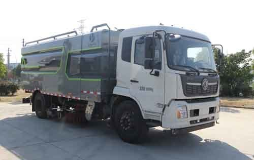 纵昂牌CLT5180TXSDF6型洗扫车