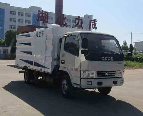 中汽力威牌HLW5070TXC5EQ型吸尘车