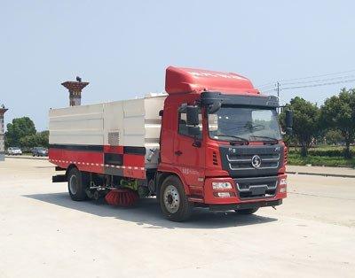 程力威牌CLW5160TXSSX5型洗扫车