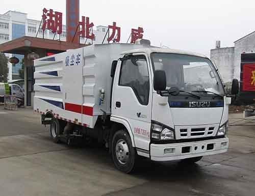 中汽力威牌HLW5071TXC5QL型吸尘车