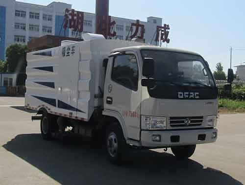 中汽力威牌HLW5071TXC6EQ型吸尘车