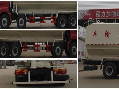程力威牌CLW5311ZSLB4型散装饲料运输车