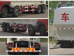 程力威牌CLW5311ZSLD5型散装饲料运输车